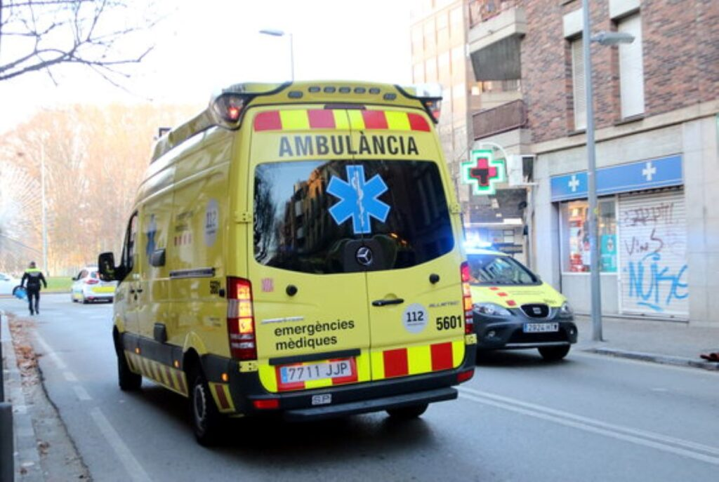 Tragèdia mortal en un accident a Sils