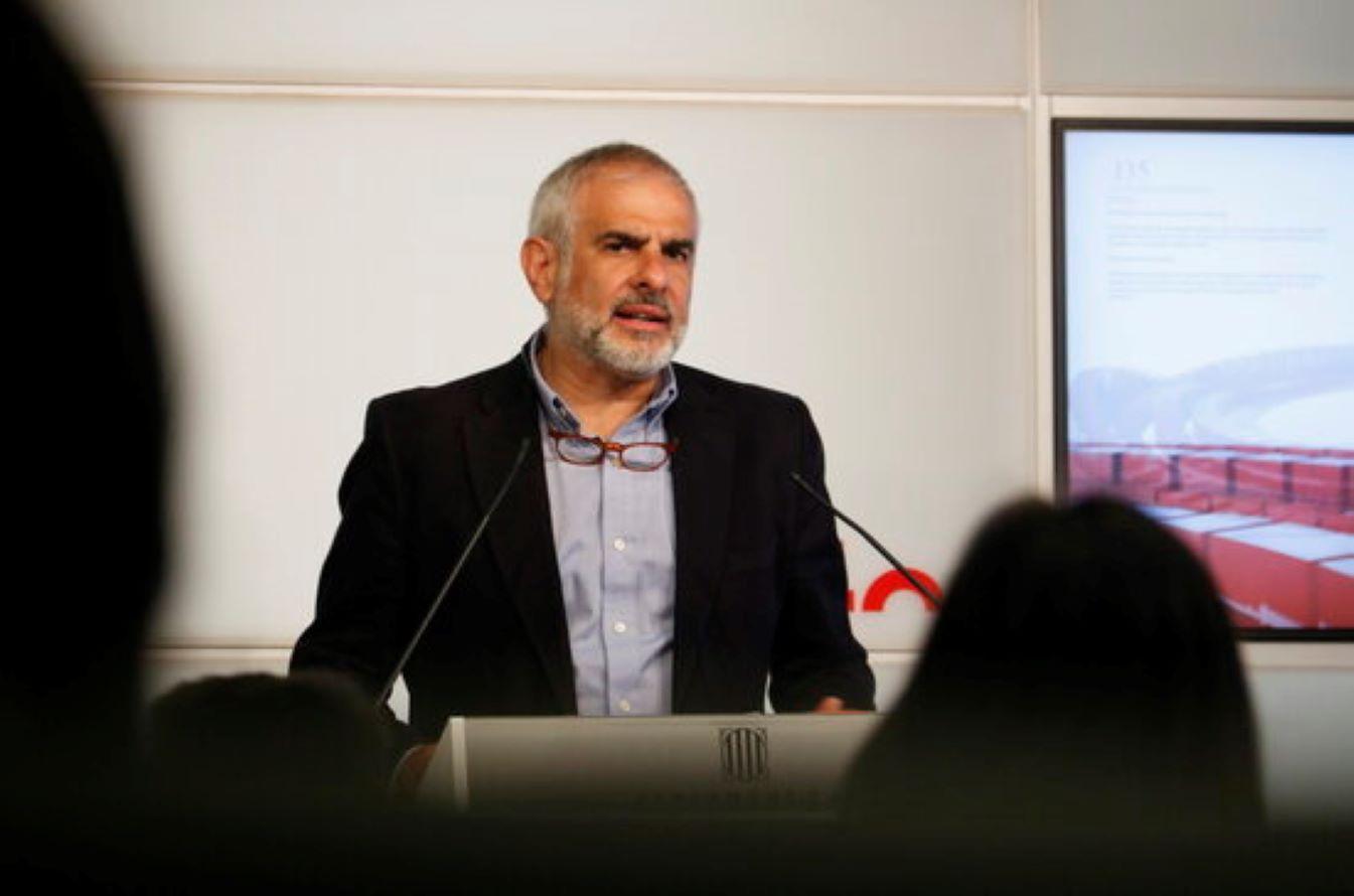 Carlos Carrizosa, de Ciudadanos