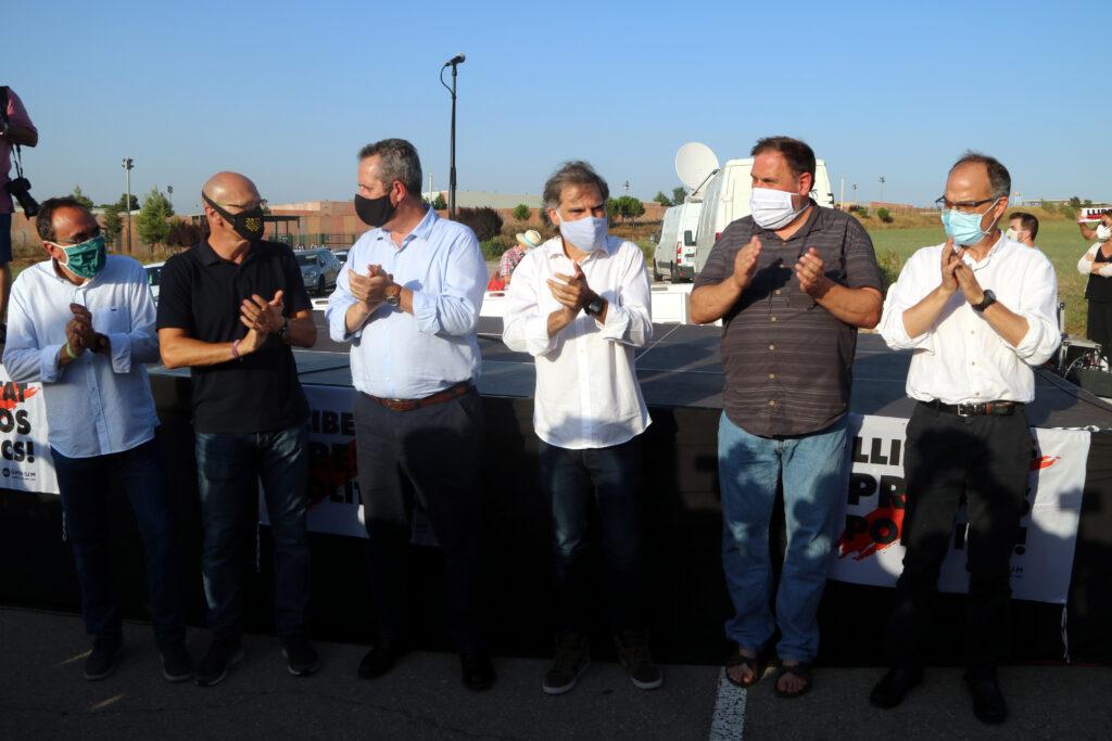 Els Estats Units ensorren l'Estado Español i inclouen la situació dels presos polítics en l'informe de Drets Humans