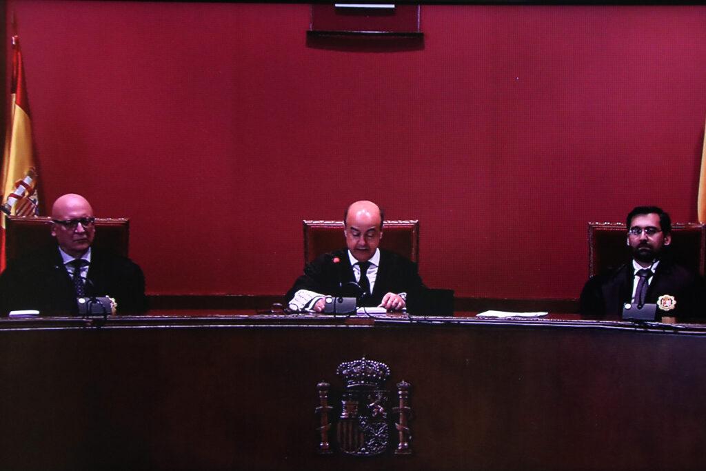 Justícia espanyola contra un jove independentista