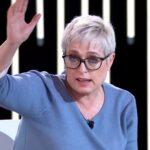 Anna Grau eufòrica i fent la pilota a Arrimadas després de la patacada de Ciudadanos a Madrid