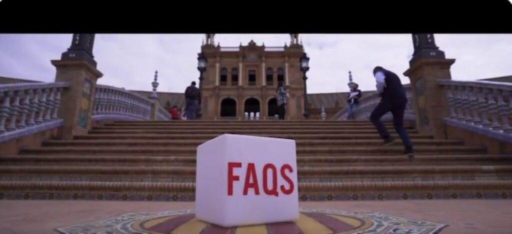 Cantants espanyols al FAQS sense mascareta