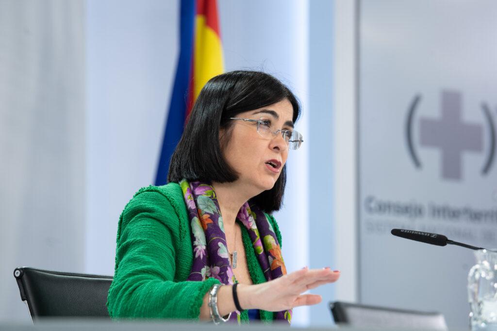 Carolina Darias anuncia novetats amb la vacuna Janssen