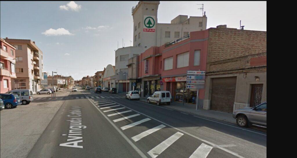 Detingut un taxista a l'Aldea