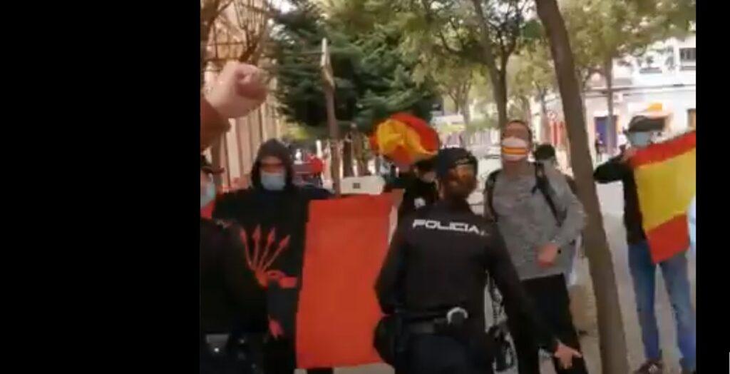 Espanyolisme contra Gabriel Rufián