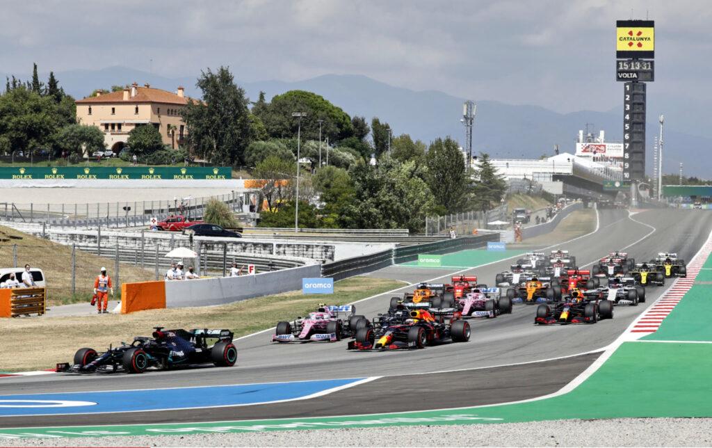 Gran Premi de Fórmula 1 al Circuit de Catalunya