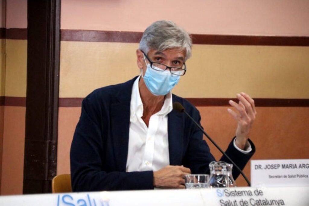 Josep Maria Argimon parla del confinament