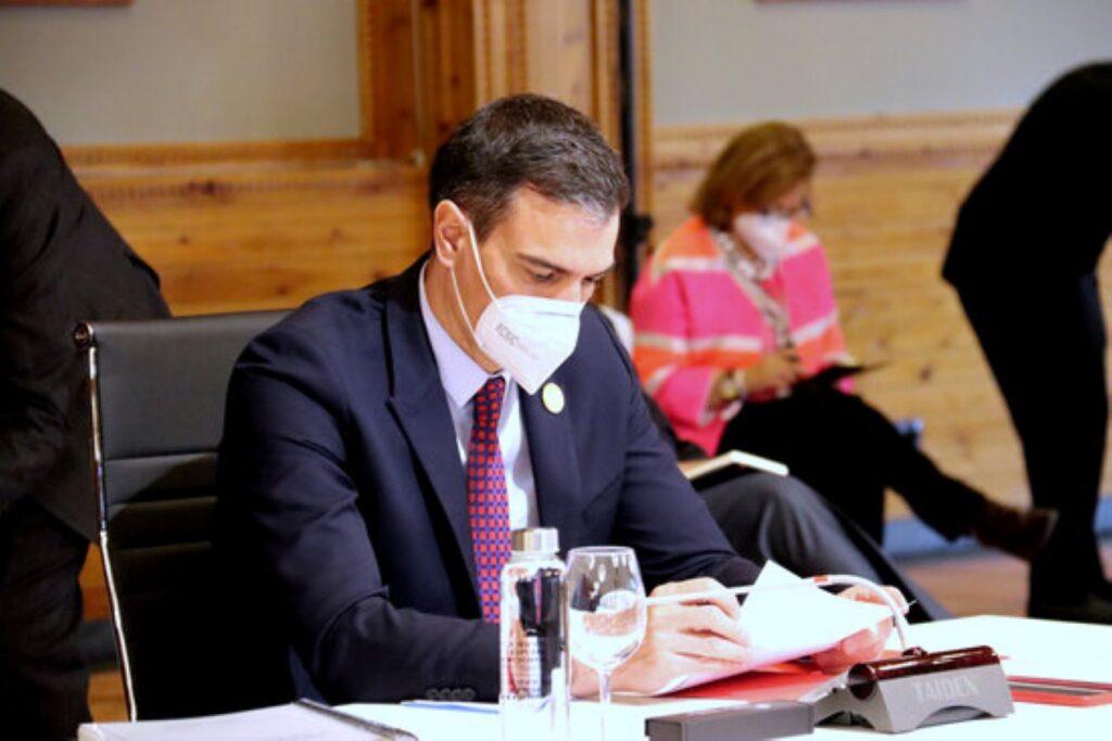 Gerra d'aigua freda de la Comissió Europea a Pedro Sánchez per la llum