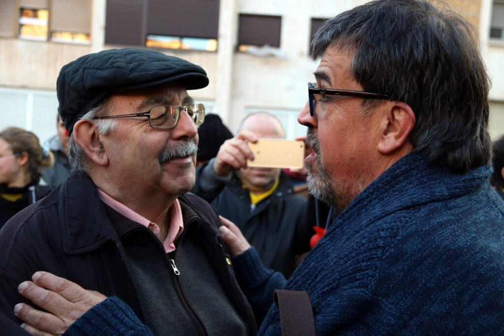 Mor Jordi Badia, exalcalde de Callús
