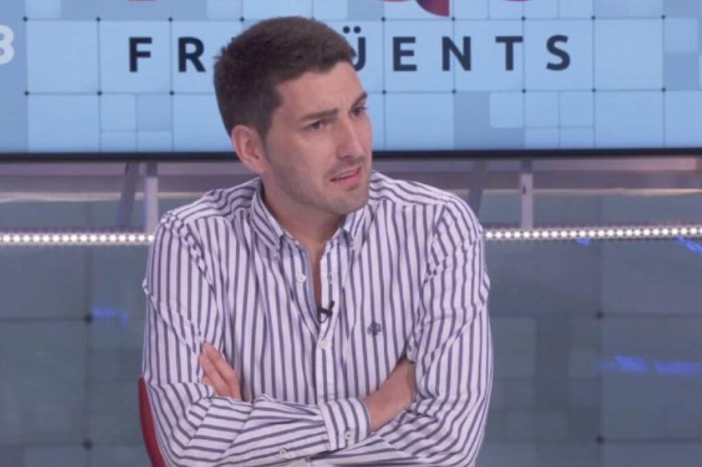 Oriol Mitjà a TV3