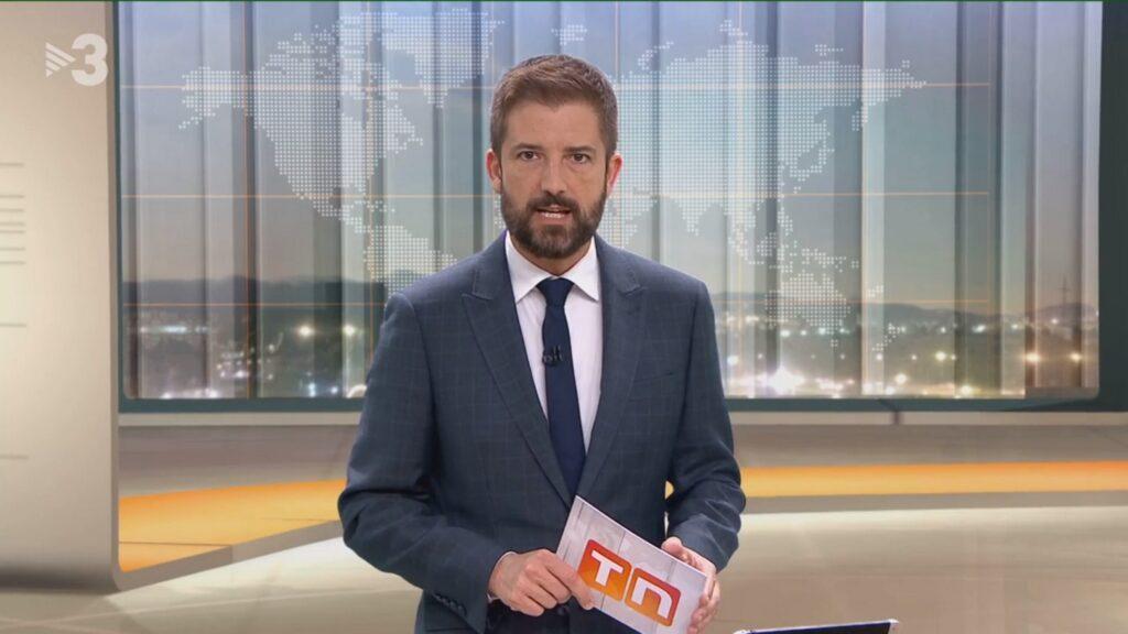 Toni Cruanyes a TV3