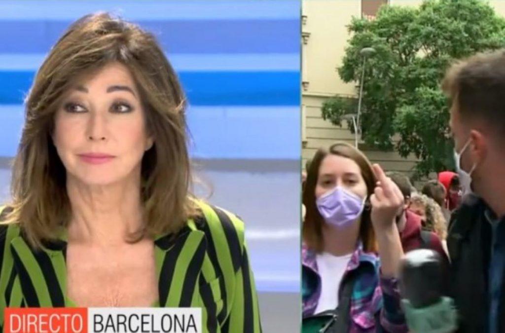 Ana Rosa Quintana a Telecinco