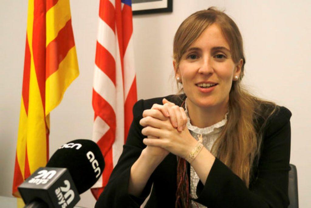 Cop d'efecte de Junts amb aquest nomenament com a Consellera d'Exteriors