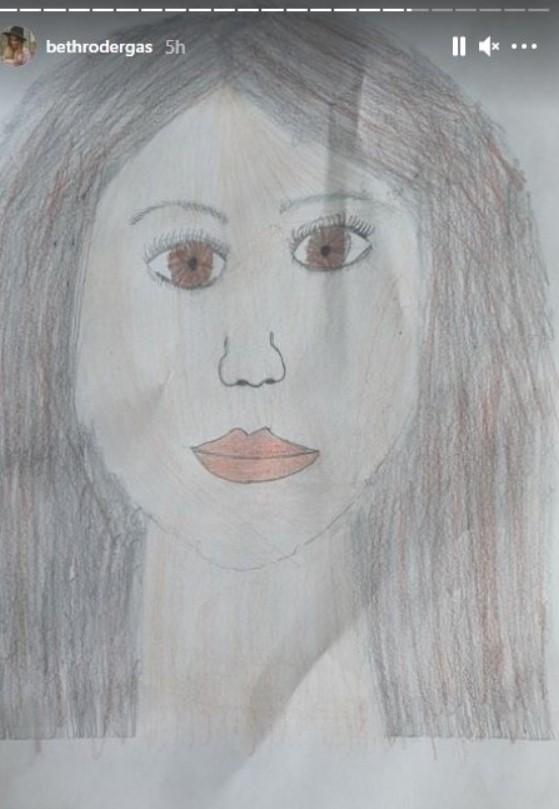 Dibuix filla Beth