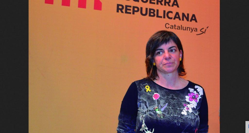 Dol a Vilafranca del Penedès per la mort de la cap de llista i regidora d'ERC