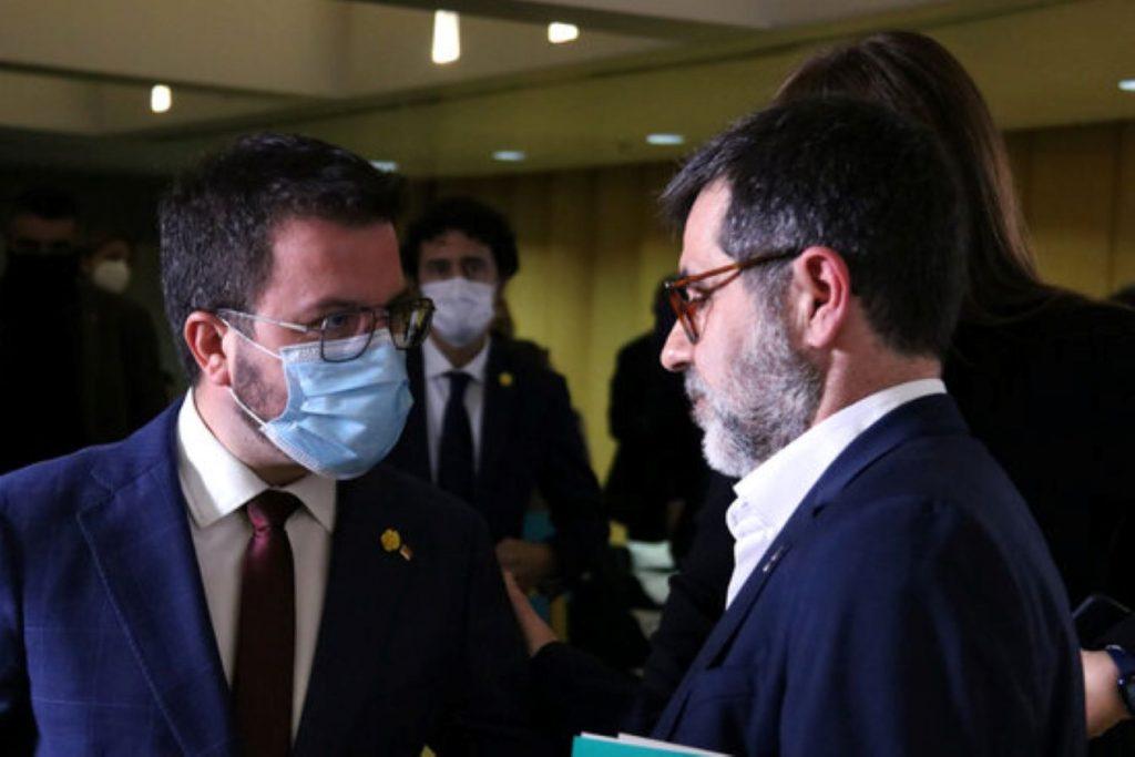 ERC i Junts arriben a un acord de govern