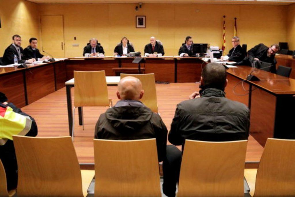 El Supremo li afina a dos perillosos delinqüents que van segrestar una dona a Girona