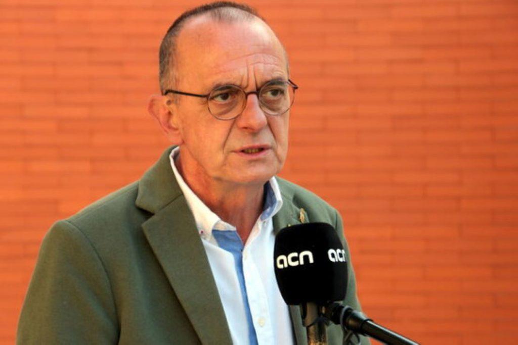 Enganxen l'Alcalde de Lleida a un restaurant després de les 11 de la nit