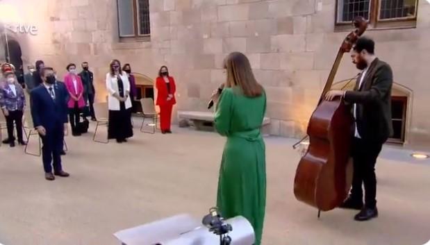 Himne Nacional de Catalunya feminista