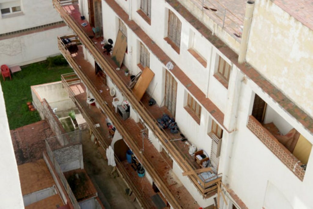 Hotel Okupat a Calella