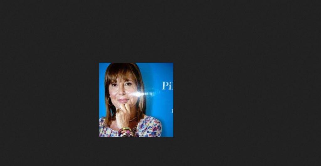 La periodista Pilar Eyre