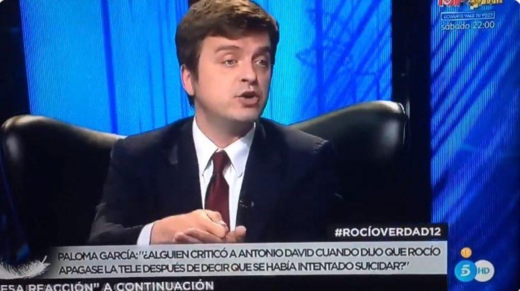 Marc Giró parla clar a Telecinco