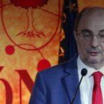 El president socialista d'Aragó demostra la voluntat de diàleg amb un atac propi d'algú de VOX contra el Govern català