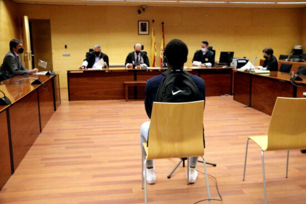Segona condemna del dia contra un independentista