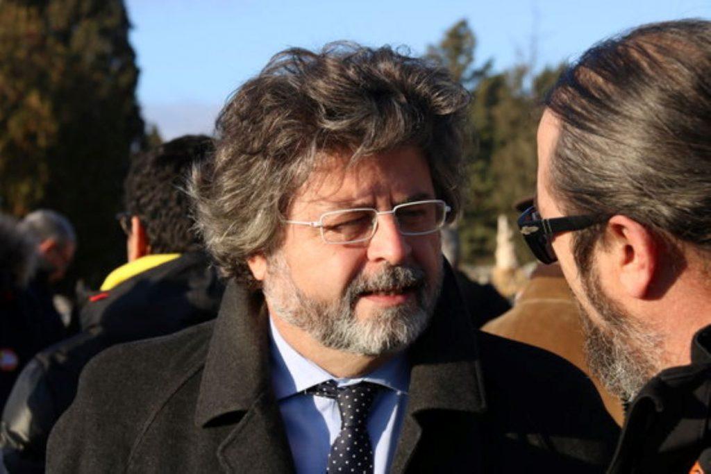 Toni Castellà, portaveu de Demòcrates