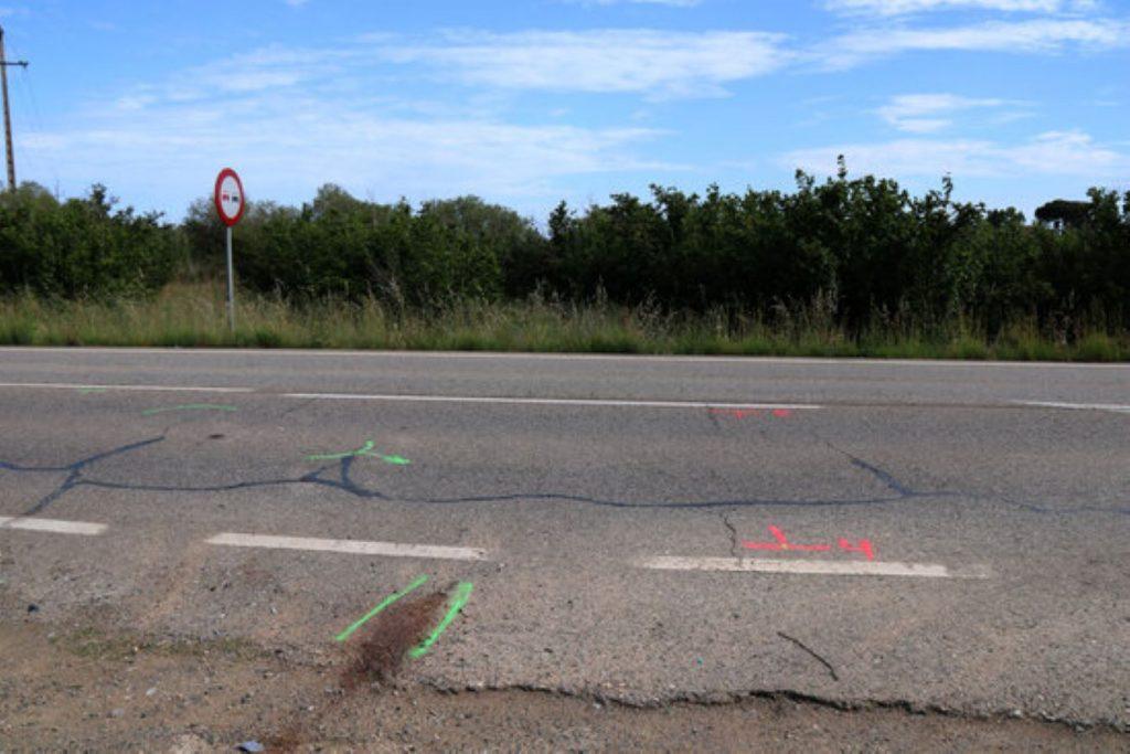 Tragèdia mortal en un accident a Constantí
