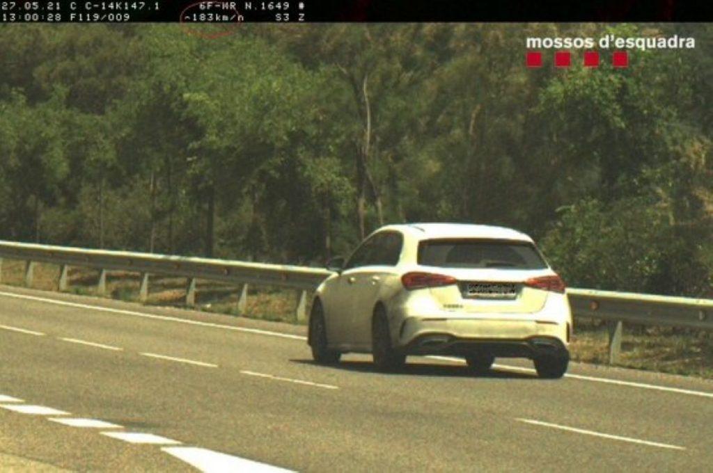 Un conductor la fa grossa a l'Alt Urgell