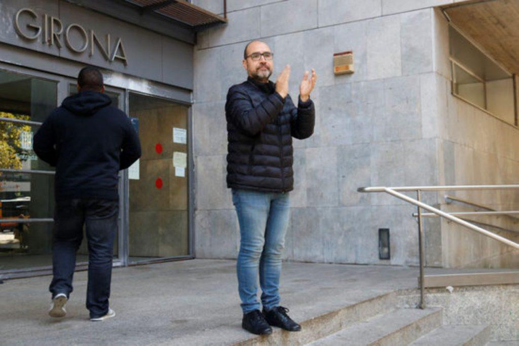 la Fiscalia contra l'Alcalde de Sarrià de Ter