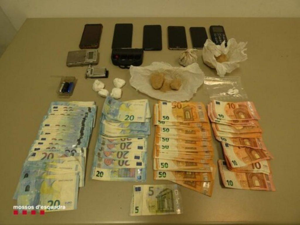 Cau una parella que traficava amb heroïna i cocaïna a Vielha
