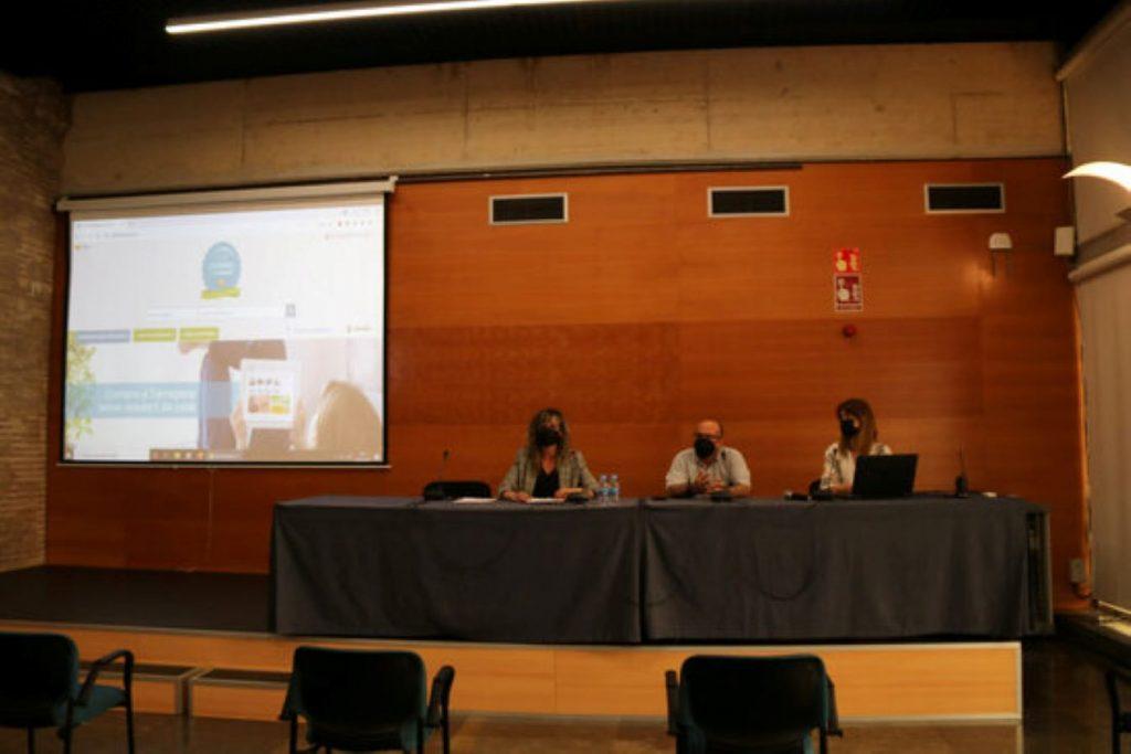 Cop d'efecte de l'Ajuntament de Tarragona per incentivar la digitalització del comerç local