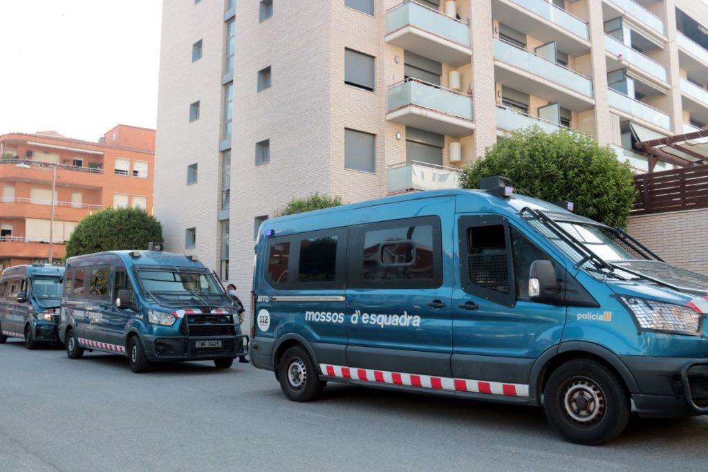 Onada de robatoris a la Vila Olímpica de Barcelona comesos per lladres molt joves i amb desenes d'antecedents