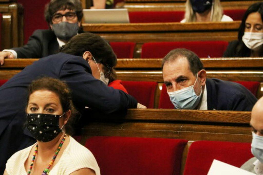 El PSC contra Marcel Vivet