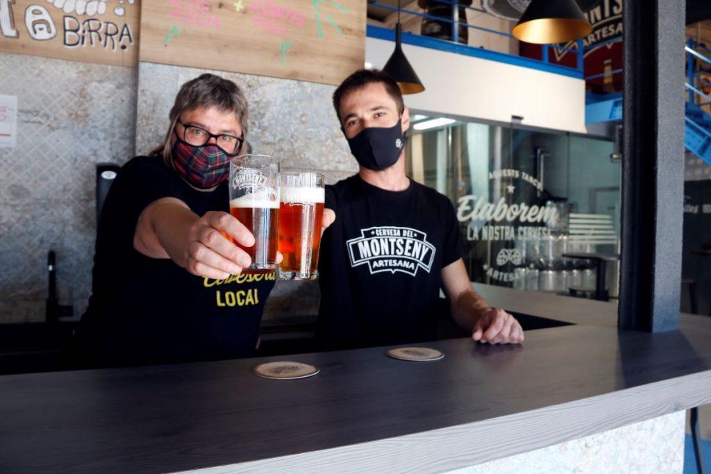 Fundadors cervesa Montseny