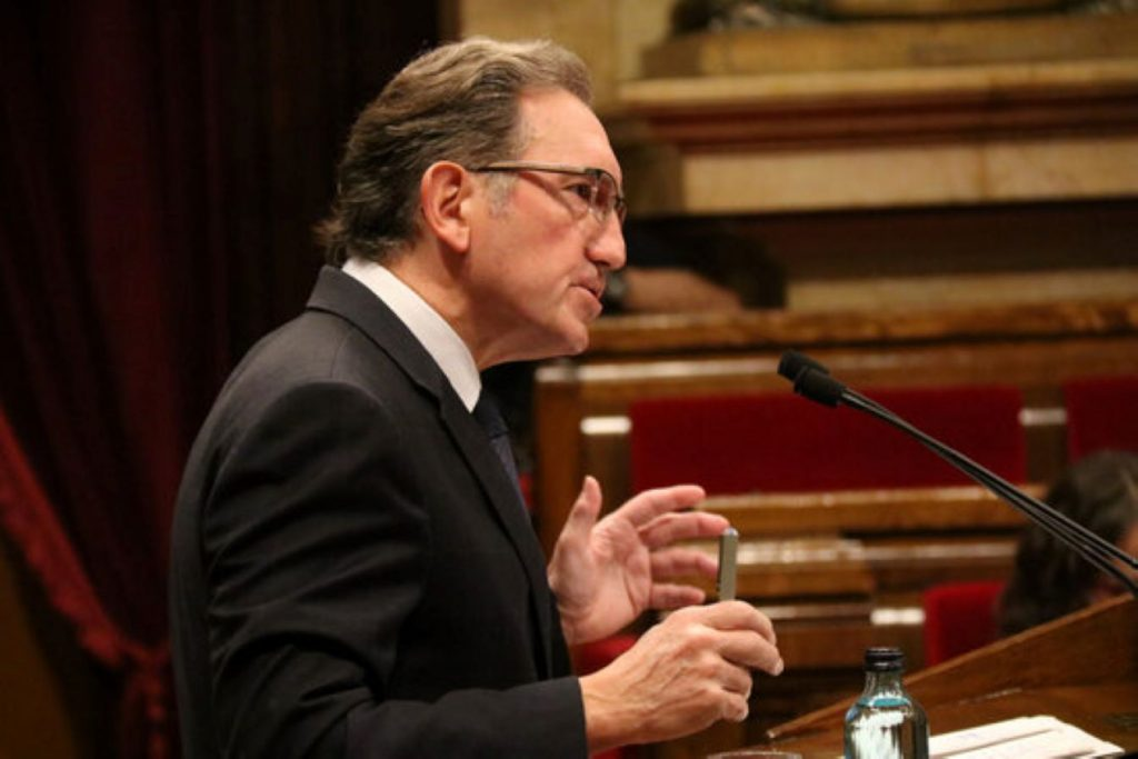 Jaume Giró, Conseller d'Economia
