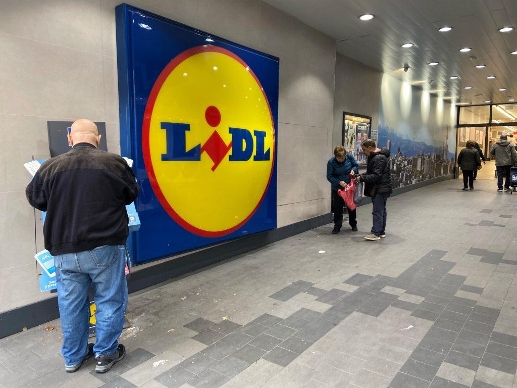 Lidl supermercat