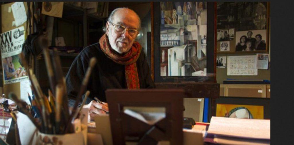 Mor el pintor Jordi Alumà