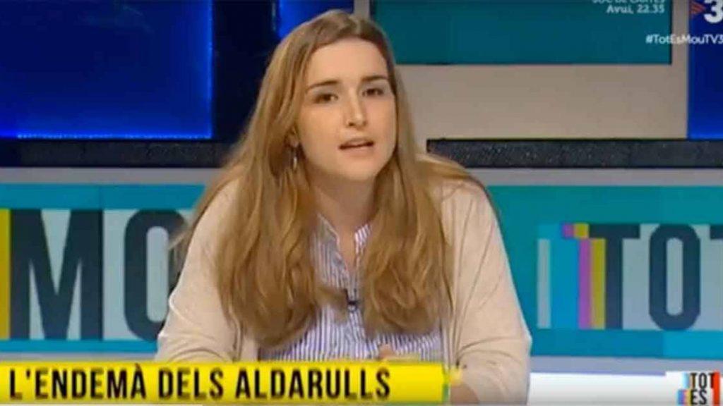 Pilar Carracelas a TV3