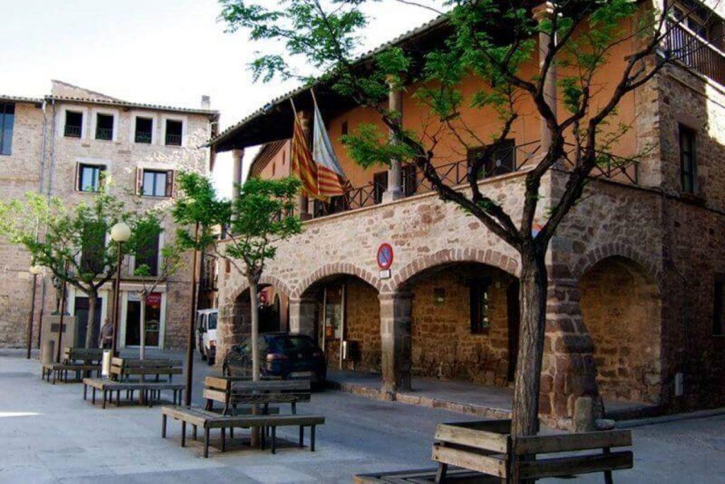Plaça de Santpedor