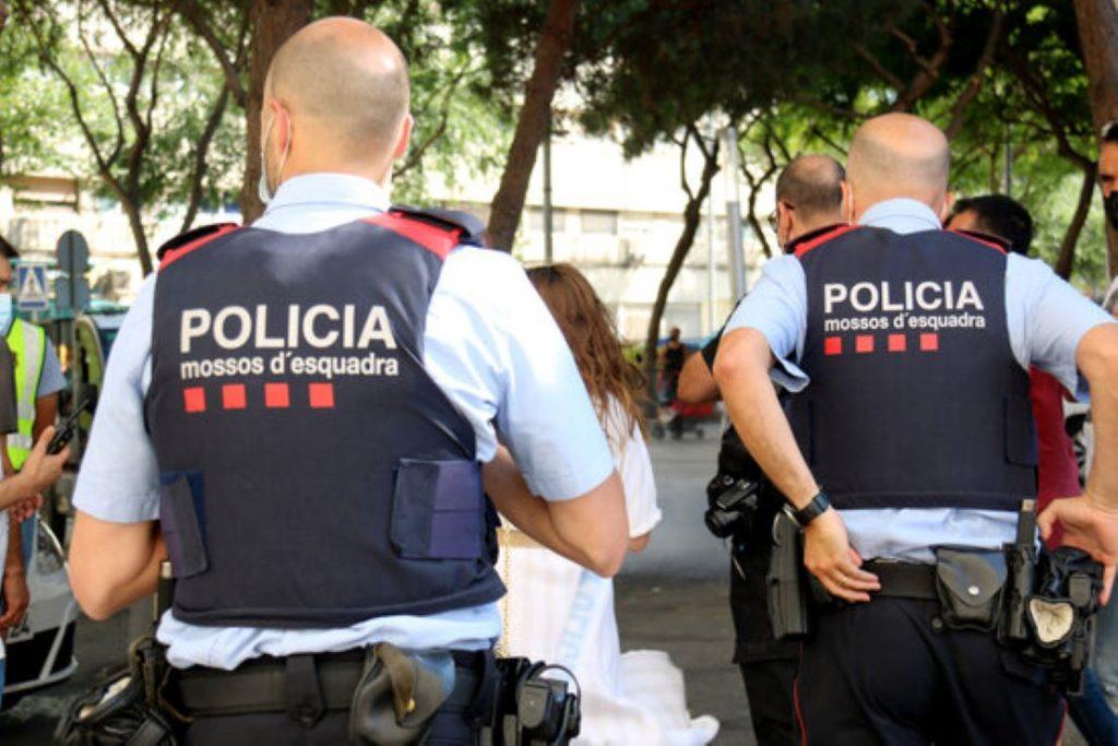 Assassinat a Sant Adrià del Besòs: A plena llum del dia i al mig del carrer