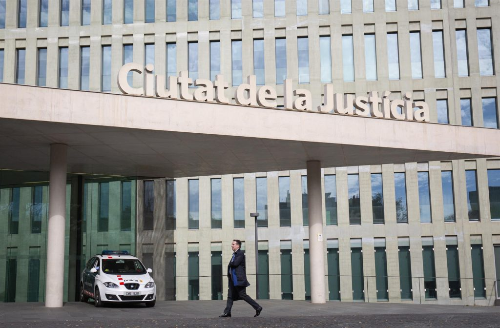 Ciutat de la justícia de Barcelona