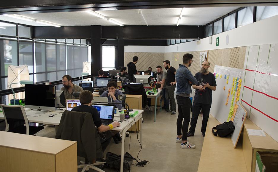 Cop d'efecte de dues empreses catalanes del sector del gaming