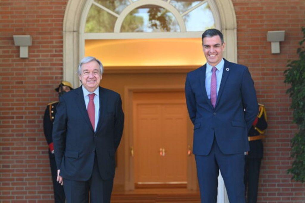 El secretari general de l'ONU diu això sobre els indults i enfurisma l'espanyolisme