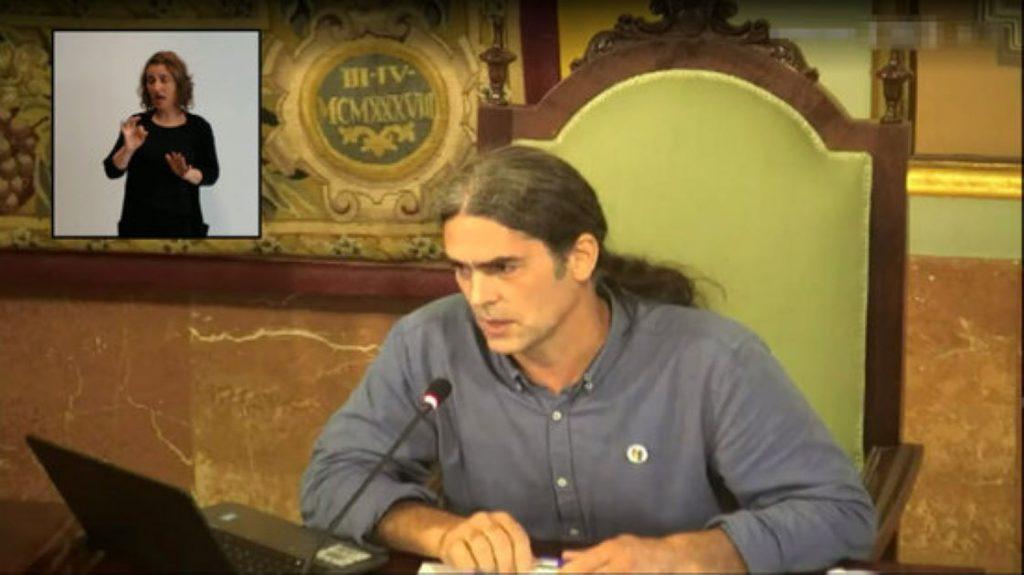 Fulminat un regidor dels comuns a Lleida per fer oposició dins del propi govern