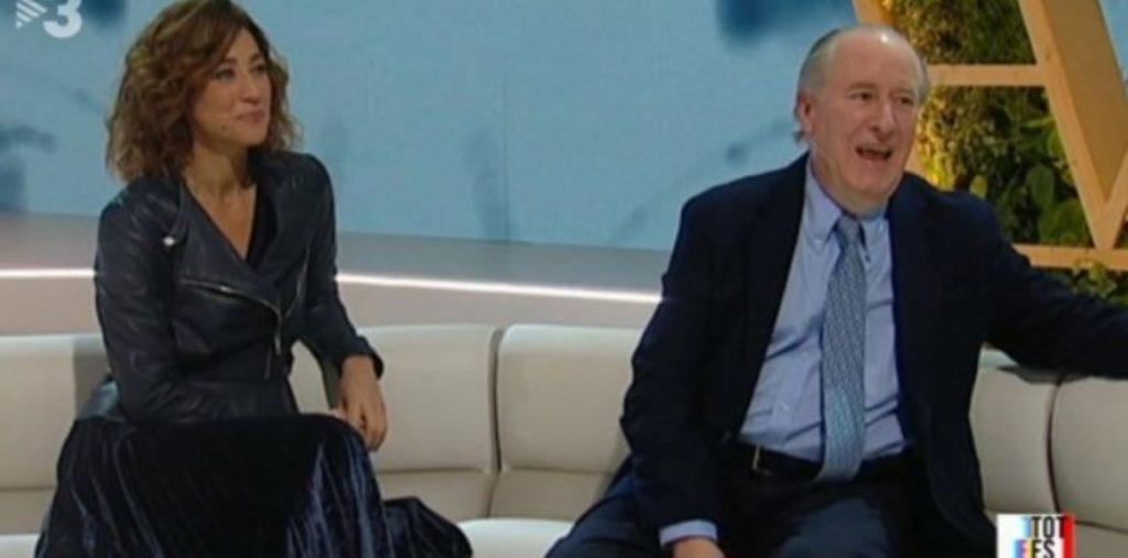 Helena Garcia Melero i Josep Maria Gay de Liébana
