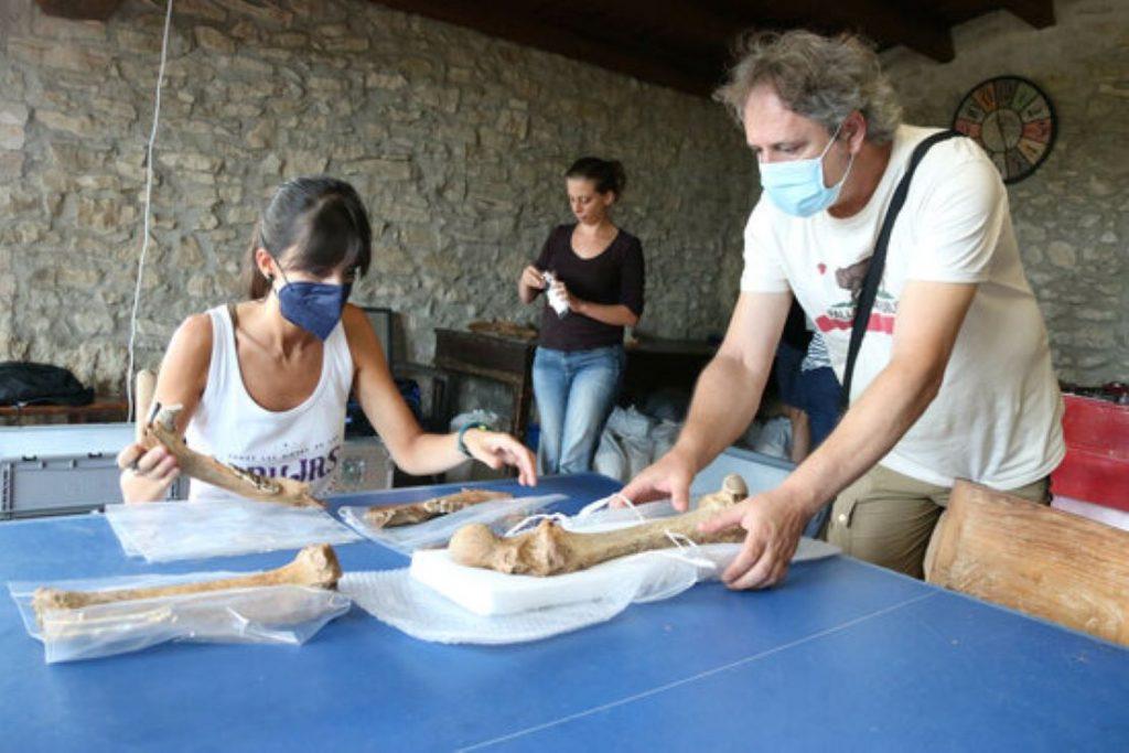 Important descobriment sobre l'època dels neandertals a Catalunya