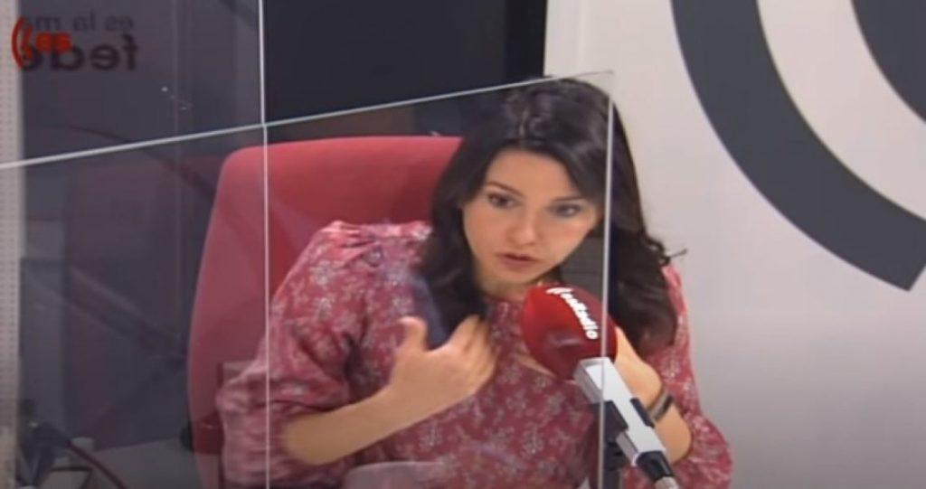 Inés Arrimadas a Es Radio